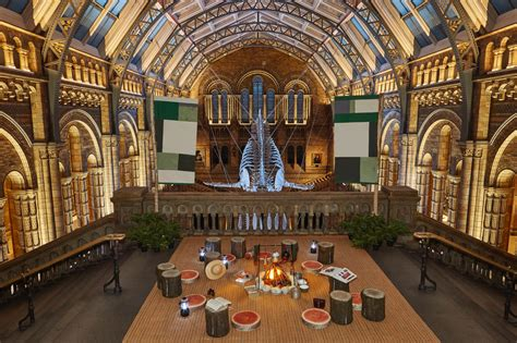 airbnb newsroom airbnb launches base c at the natural history museum s