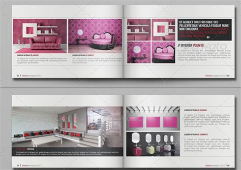 free templates for catalogue design 10 modern furniture catalog templates for interior