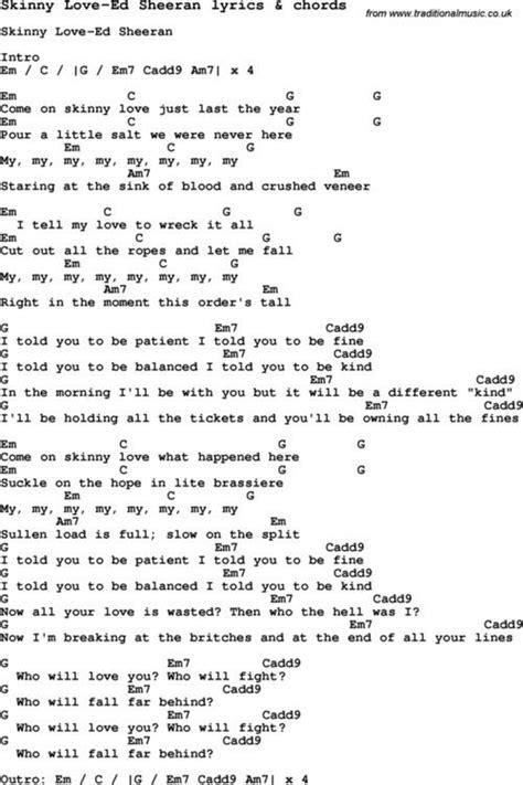 ed sheeran we found love chords 352 best