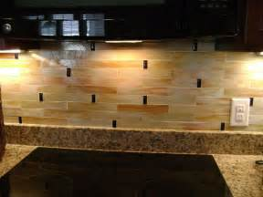 Glass Tile Kitchen Backsplash by Stained Glass Mosaic Tile Kitchen Backsplash Designer