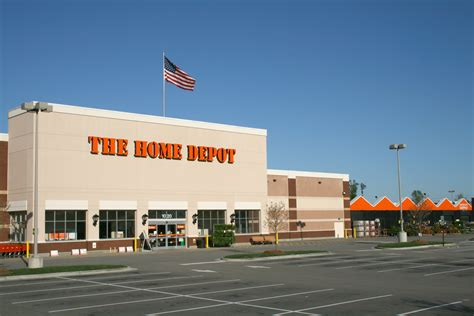 home depo file 2009 04 12 the home depot in knightdale jpg