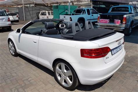 Audi A3 T R by Audi A3 Audi A3 1 8t Fsi Cabriolet A T Cars For Sale In