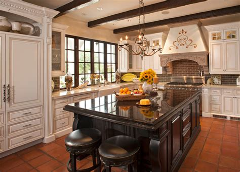 colonial kitchen designs colonial remodel mediterranean kitchen