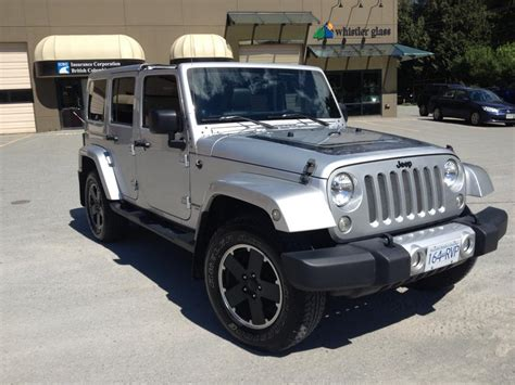 Jeep Wrangler Unlimited Altitude Edition Reduced 2012 Jeep Wrangler Unlimited Altitude Edition 4x4