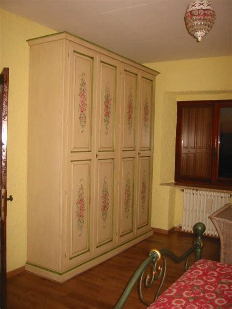 armadio decorato armadio decorato camere f lli lusardi di ferdinando snc