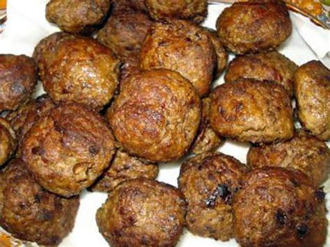comment cuisiner des boulettes de viande recette de boulettes de viande 224 la sauce tomate