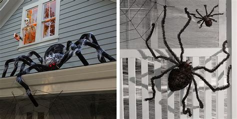 How To Make A Large Spider Decoration by Spiders Spiders Spider Webs Spider