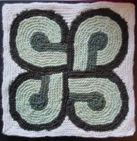 Knots Knitting On The Square - 1000 images about baby blanket ideas on