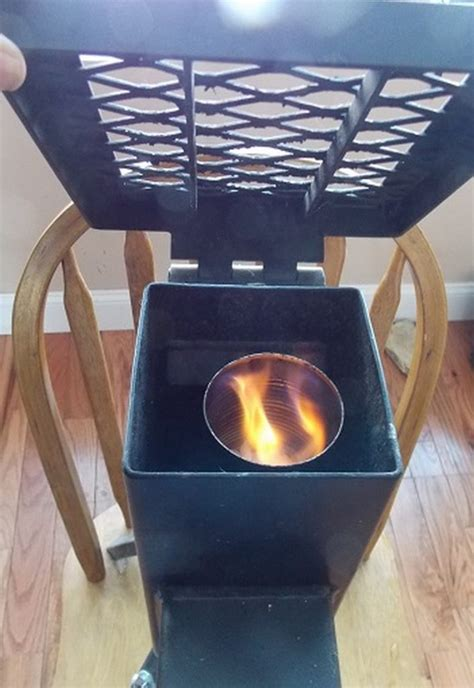 diy wood burning c stove wood burning stoves and heaters the owner builder network