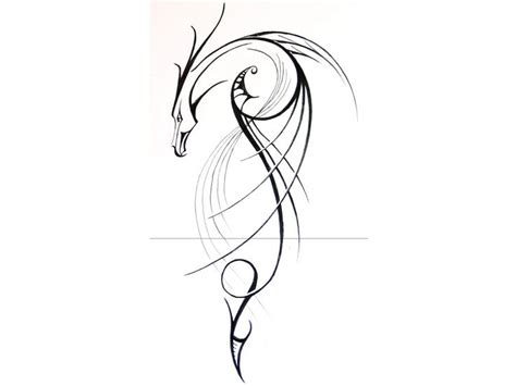 tattoo geometric dragon geometric dragon tattoo designs and patterns pinterest
