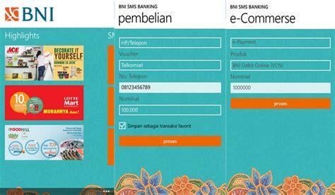 membuat kartu kredit di bank bni nasabah bank bni yuk download official apps bank bni di