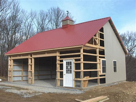Garage Attic Trusses by Pictures For Garages N More Inc In Alburtis Pa 18011