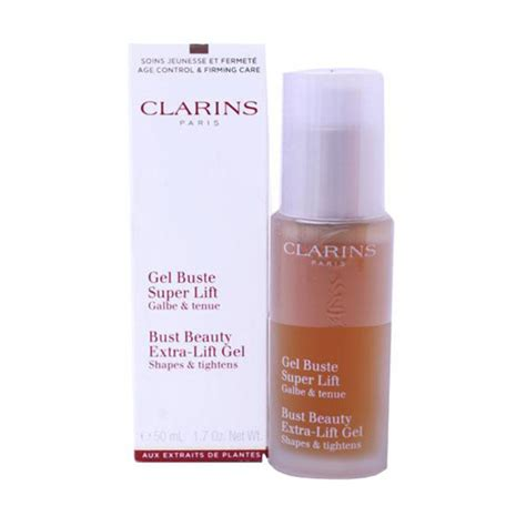 Clarins Bust Lotion Uk 15 Ml X 3 clarins shape up your bust lift gel 50ml chemist direct