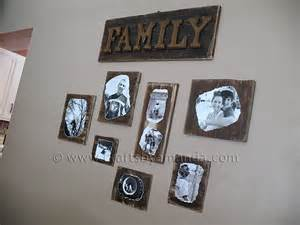 Large Master Bedroom Ideas decoupage family photo plaques crafts by amanda