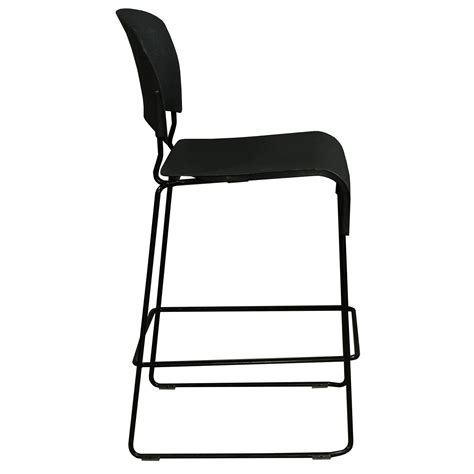 Fixtures Furniture by Fixtures Furniture Jazz Used Stool Black National