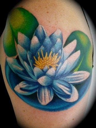 lily pad tattoo lilly pad flower water tattoos