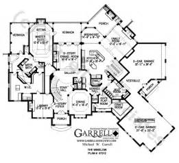 luxurious home plans luxury house plans