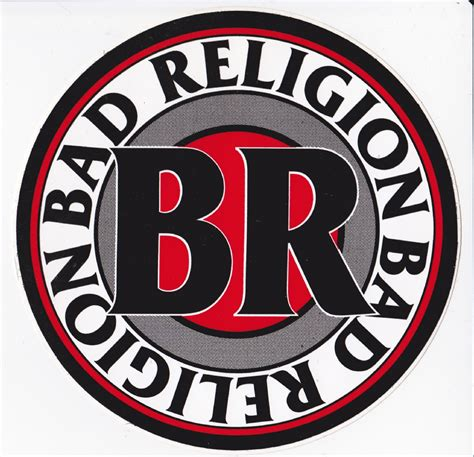 Bad Aufkleber by Stickers Decals Collectibles The Bad Religion Page