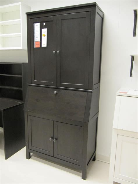 liquor cabinet ikea ikea hemnes secretary all of my crafting and sewing
