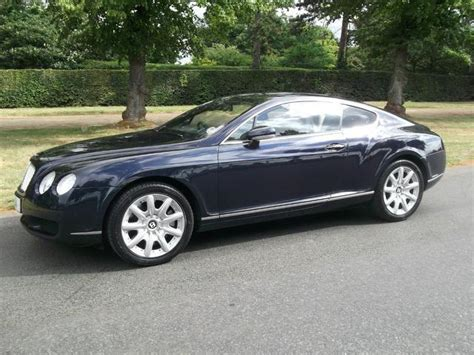 used bentley coupes for sale used bentley continental 2004 petrol 6 0 w12 2dr auto