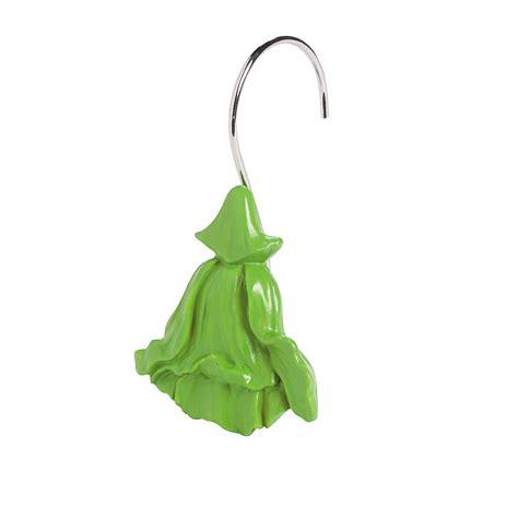green shower curtain hooks green shower curtain hooks images