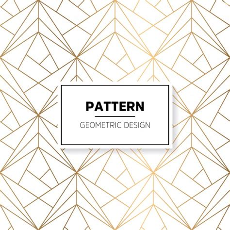 pattern design psd shiny geometric shapes pattern vector free download