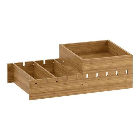 kohler k 99684 1ws bamboo tailored vanities bamboo drawer