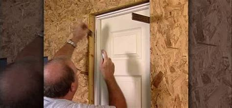 Install Door Jamb by Install Interior Door Jamb Interior Door Jamb Installation 4 Photos 1bestdoor Org How To