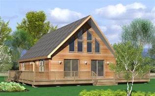 Awesome Energy Efficient Small House Plans #9: CapeCod-Chalet-Lewiston-elevation1.jpg
