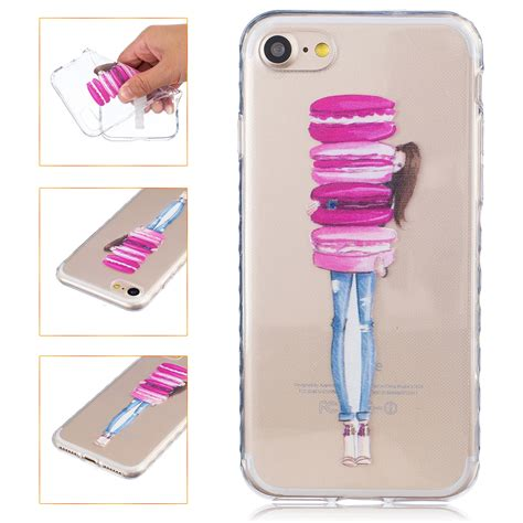 Iphone 5 5s Tpu Anti Gravity Soft Back Casing Cover anti skid soft back tpu gel painted silicone cover for iphone 5s 6s 7 plus ebay