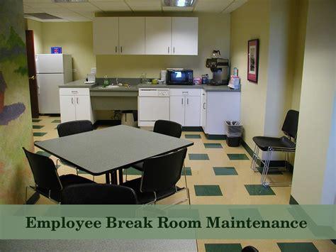 employee room facility hygiene