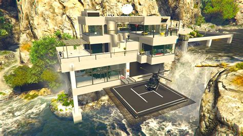 ex machina mansion gta 5 ex machina mansion gta 5 map mod mod showcase