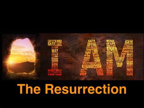 I Am The i am the resurrection maadi community church