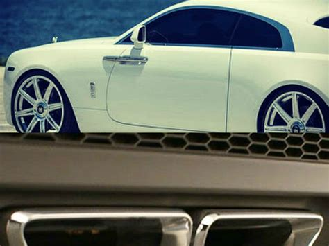 rolls royce sprinter tyrese buys rolls royce wraith teases fans with newly