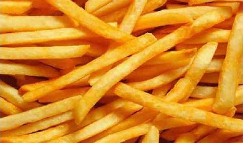 invented french fries  invented