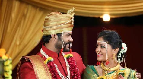 Bai Might Be Married by Tujyat Jeev Rangala Marriage Photos Ranada Anjali Pathak