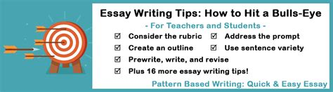 essay writing review  writing assessment testing tips teaching writing fast  effectively