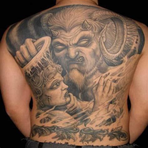 top 12 best satanic devil tattoos with meaning listsurge