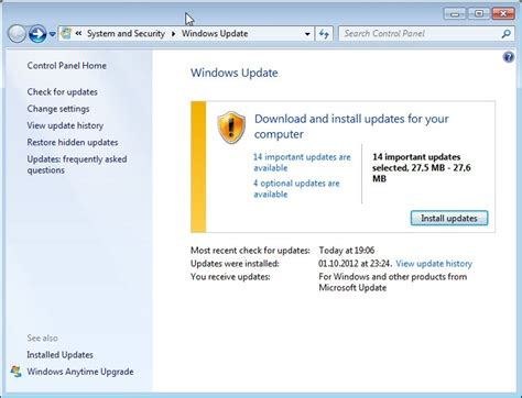 Update Microsoft microsoft security bulletins for october 2012 released ghacks tech news