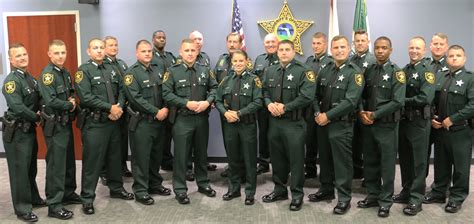 Pinellas County Sheriff Records Pinellas Sheriff Promotions Deputies Ta Bay News