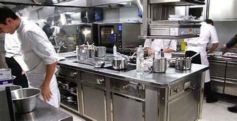 mat駻iel de cuisine professionnelle chacun r 244 le la croisette