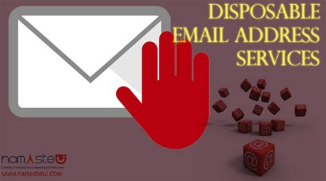 best disposable email top 5 disposable email address services