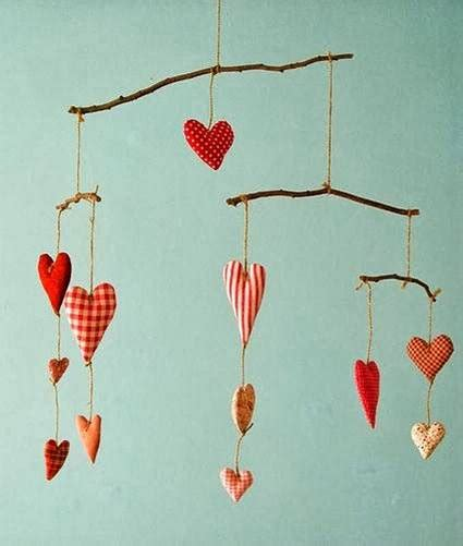 Handmade Mobile - m 243 viles infantiles con ramas decoraci 243 n de interiores y
