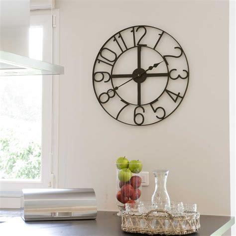 horloge murale cuisine design horloge murale moderne design horloge cuisine moderne