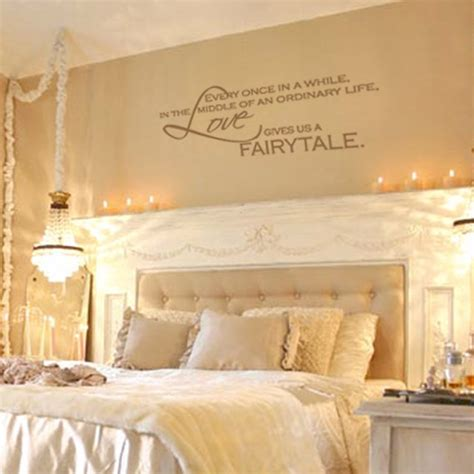 Cowboy Wall Murals items similar to love gives us a fairytale vinyl wall