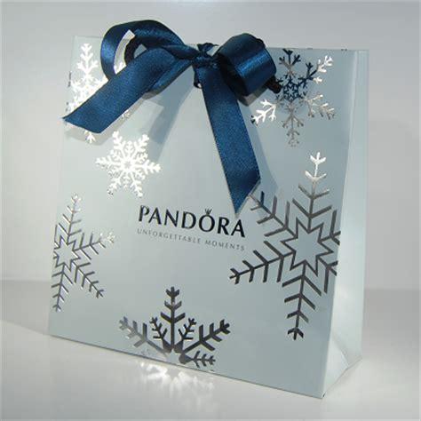 pandora christmas 2013 gift bag mora pandora