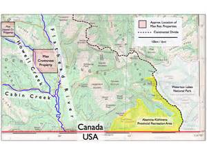 our maps headwaters montana