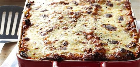 beef lasagne aol food