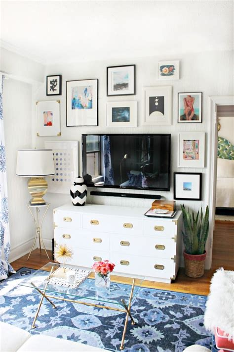 tv furniture for bedroom best 25 dresser tv ideas on tv stand drawers