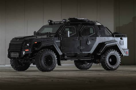 tactical truck gurkha rpv tactical armored vehicle gearmoose